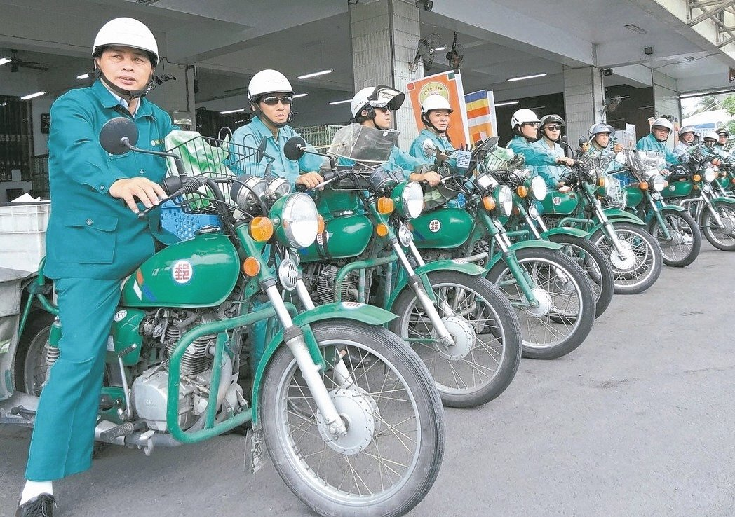 中華郵政今年招考將延後。 圖/本報資料照片