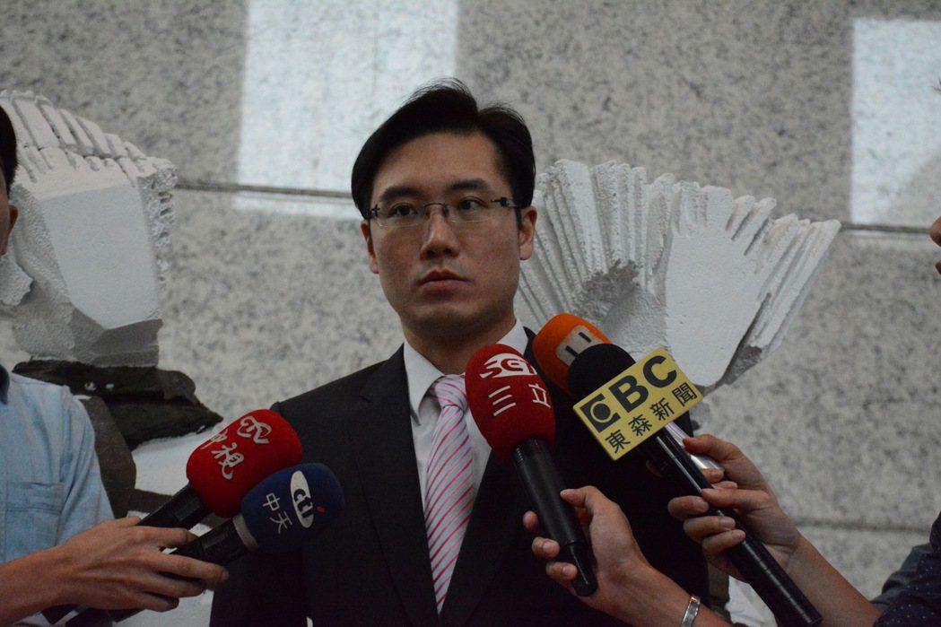 遠雄公共事務室副總經理楊舜欽。圖/本報資料照片