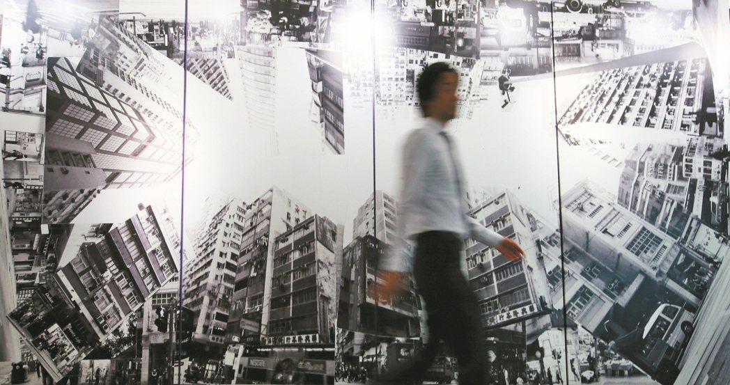 香港資金充裕,吸引不少海內外投資客「尋寶」。 聯合報系記者潘俊宏/攝影