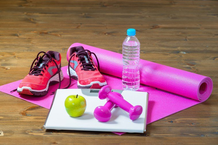 實證醫學的研究,習慣運動的人不容易感冒。 圖/ingimage