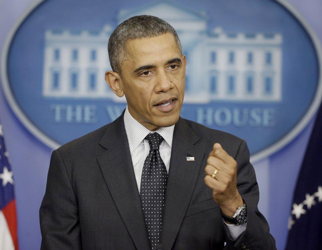 2013年時任美國總統的歐巴馬對修法限制「冗長發言」表示歡迎,卻被人踢爆他在當參...