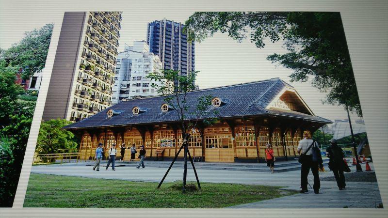 北投車站重建也是「北投生態博物園區」的重要里程碑;攝影/吳宜晏