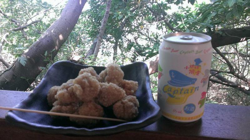 圖片翻攝自小琉球山豬溝餐館Facebook粉絲團