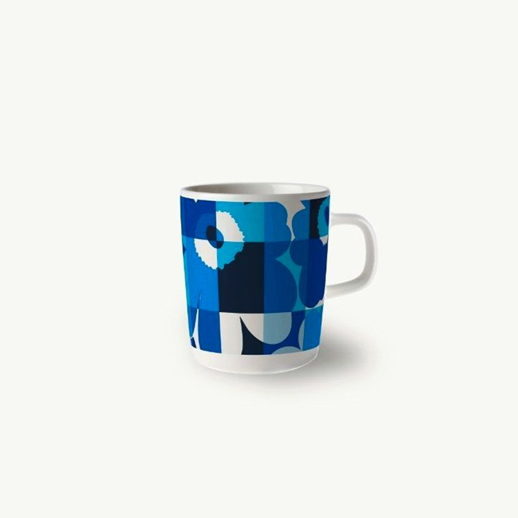 Marimekko Finland 100 系列,印花馬克杯,790元。圖/Ma...
