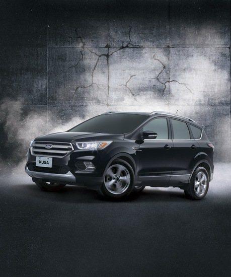 出色旅程新勁界 Ford Kuga勁化未來版限量上市