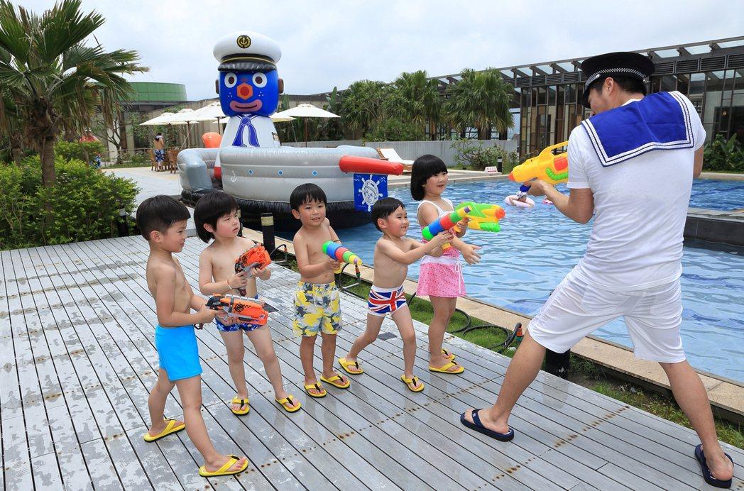 近年來親子旅遊風氣盛,暑假更是高峰期,不少觀光業者都推出與銀行合推親子遊優惠,讓...