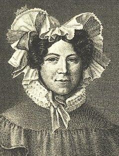 Johanna Schopenhauer。圖/取自wikipedia