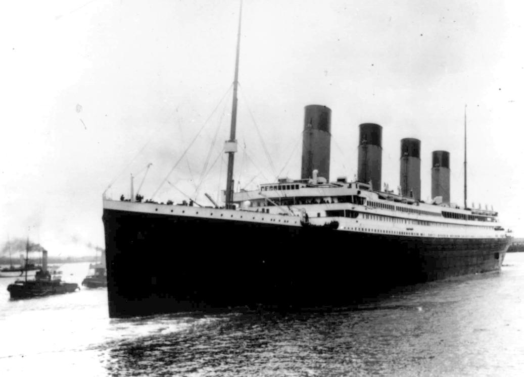 鐵達尼號母公司破產 導演卡麥隆砸巨資「搶救」工藝品