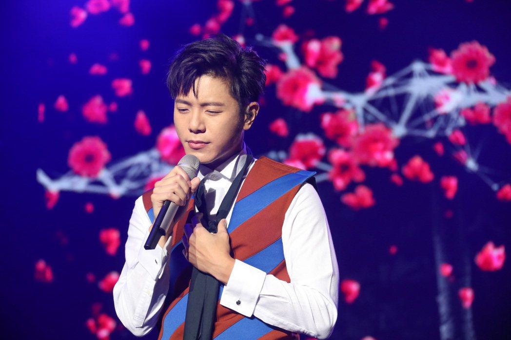 韋禮安「放開那女孩」巡迴演唱會至北京場。圖/福茂提供