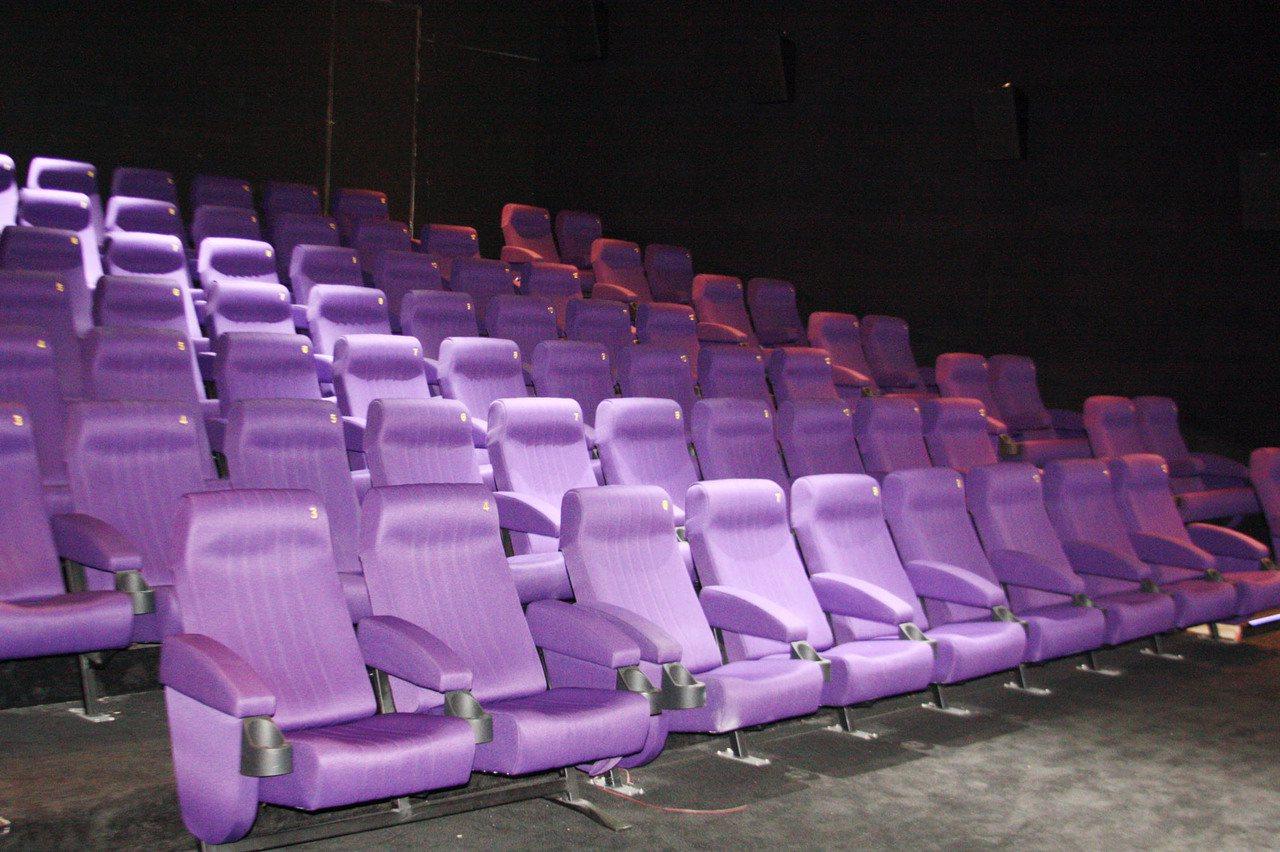 映集團斥資1億元重新打造in89統領影城,提供最舒適的座椅和螢幕、音響設備環境,...