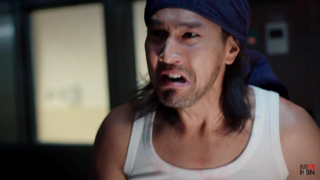 趙又廷演出「深夜食堂」抱女送醫心急畫面超催淚。圖/翻攝 youtube