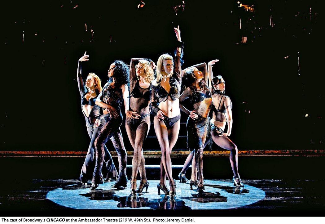 百老匯經典音樂劇《芝加哥》八月來台演出。 圖/主辦單位聯合數位文創提供