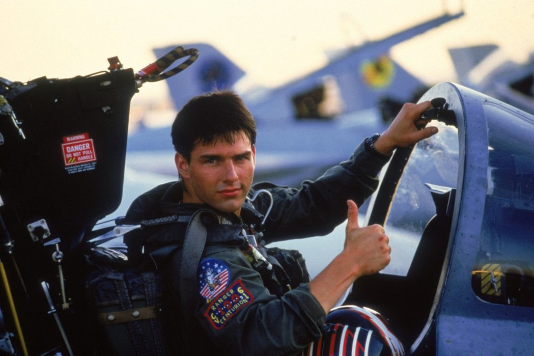 「阿湯哥」湯姆克魯斯在「捍衛戰士(Top Gun)」中飾演帥氣飛官,該片續作預計