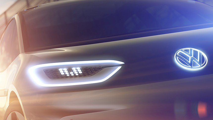 Volkswagen 希望V2V系統在未來能夠普及化,讓行車安全性更進一步。 摘...