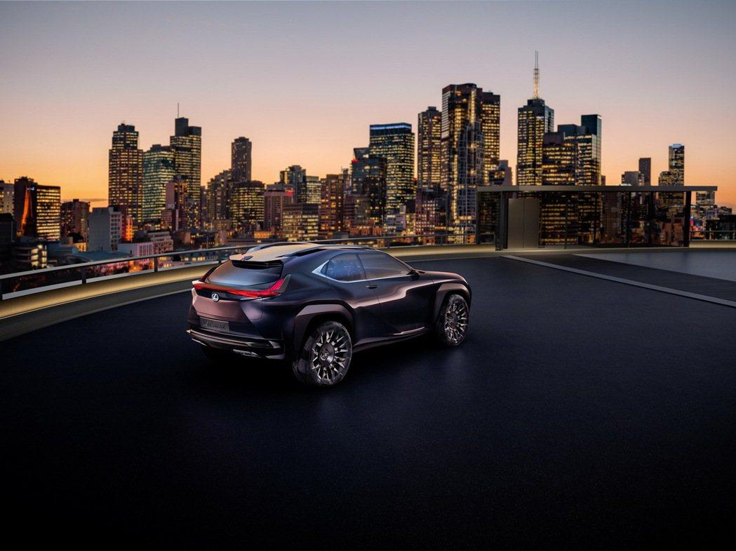 Lexus在全球主要市場,已註冊了UX200、UX250與UX250h的商標。 ...