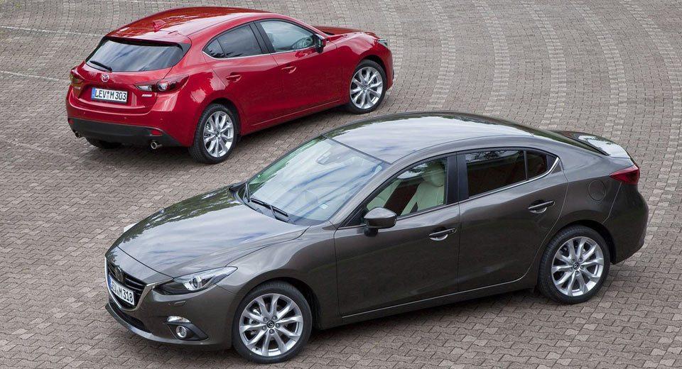 北美 Mazda 近日宣布將召修 2014-2015 年份的 Mazda6 與 ...