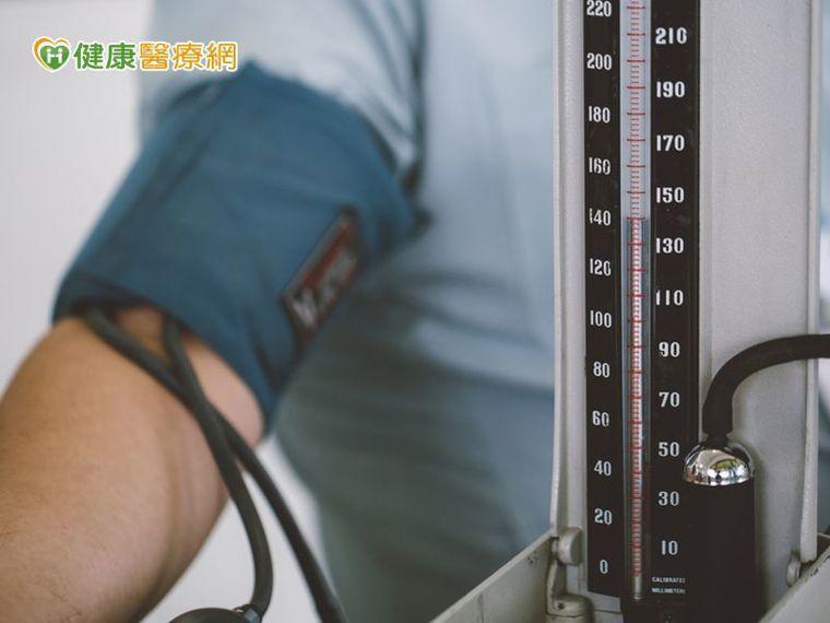 銀髮族血壓收縮壓理想值是110到139mmHg