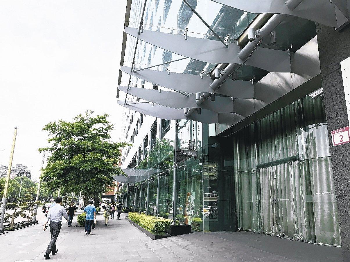 全球人壽民權大樓 記者游智文/攝影