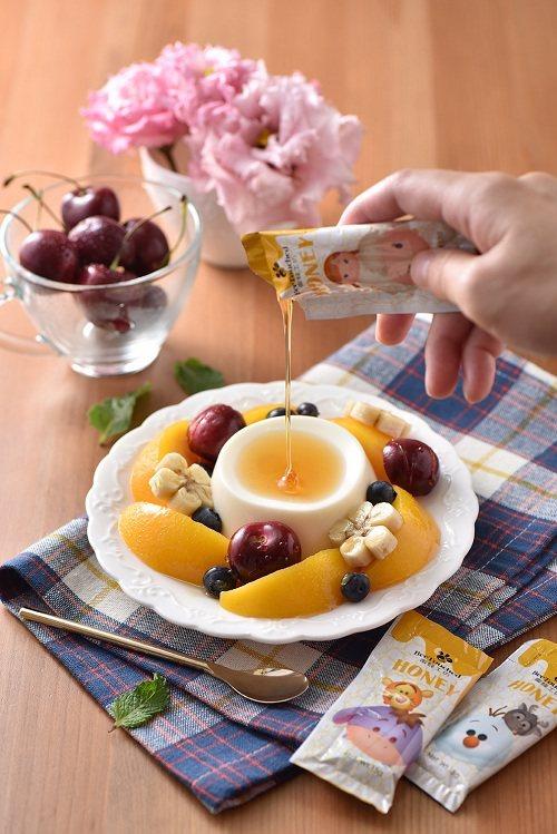 愛吃甜食的人又怕胃酸過多的話可以嘗試以蜂蜜取代砂糖或果糖。圖由廠商提供。