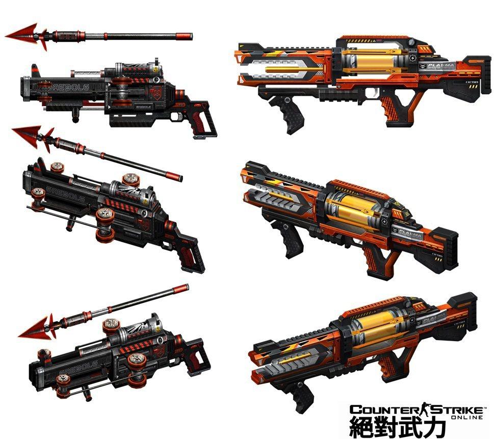 頂級武器強化系統加入「獵魂槍+6」、「幽能離子槍+6」兩把玩家愛用武器。