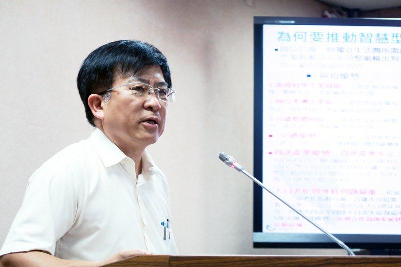 金屬工業研究發展中心副執行長林志隆表示,我國輔具產業與ICT產業應積極結合,並從...