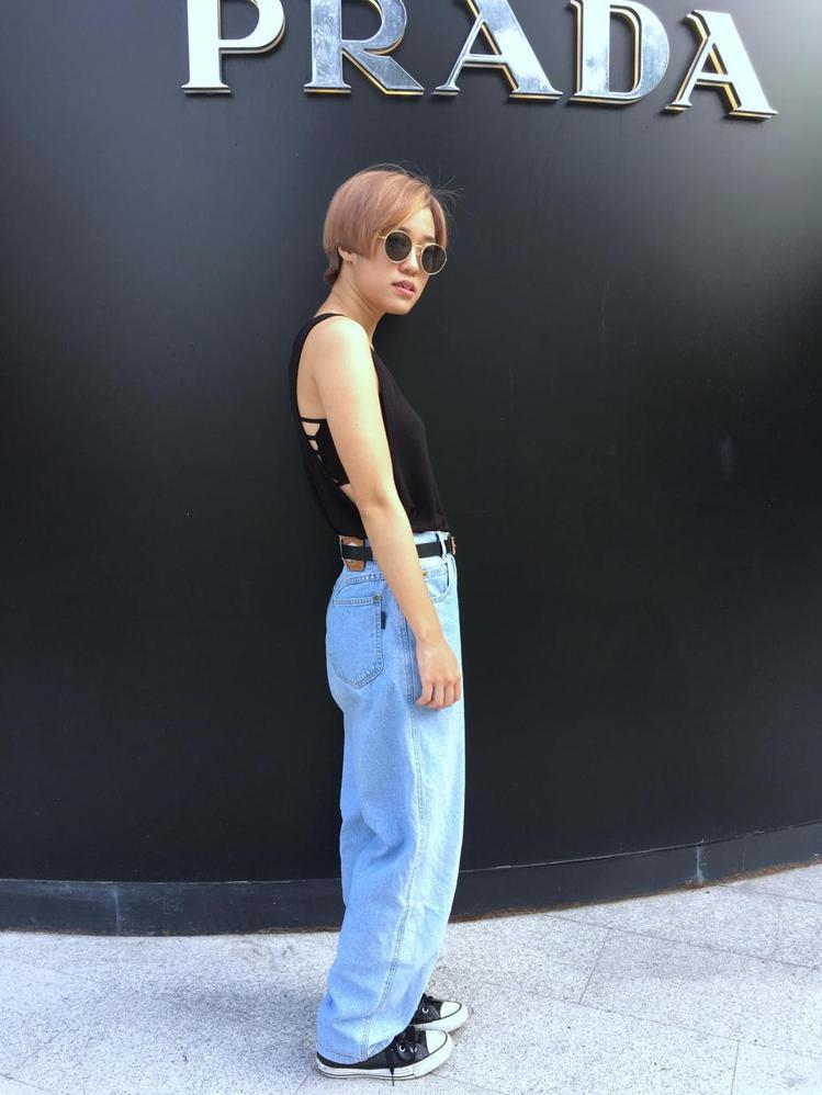髮型創作/尤拿髮藝二館 - Olivia Chang 。圖/HairMap美髮地...