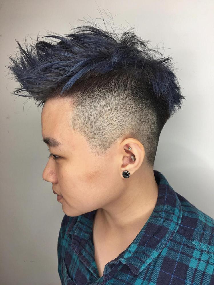 髮型創作/Genic101 - STORY。圖/HairMap美髮地圖提供