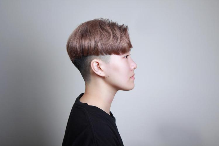 髮型創作/有造型空間 - Kenny shen。圖/HairMap美髮地圖提供