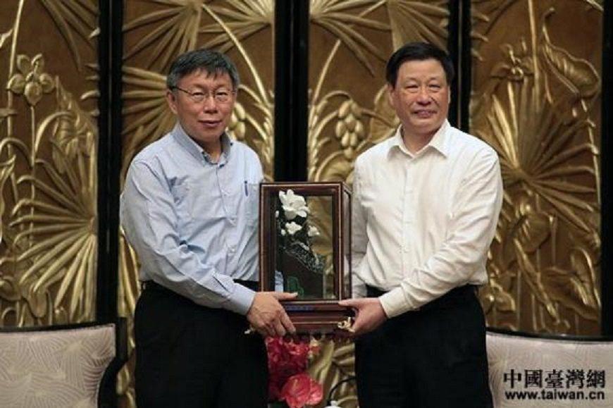 港媒:蔡政府嘲弄柯P無助解決兩岸僵局