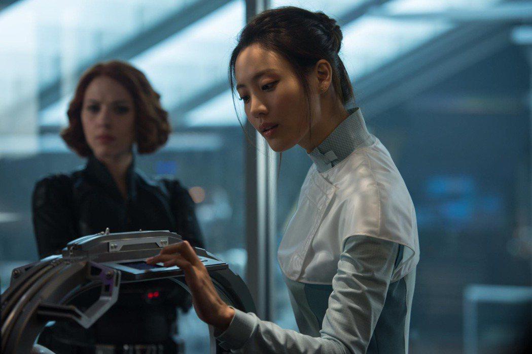 秀賢曾在「復仇者聯盟2」中演出。圖/博偉提供