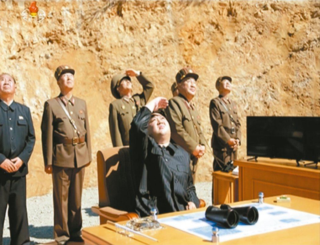 北韓又「搗彈」 亞洲金融警戒