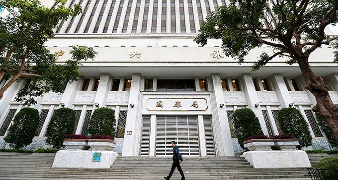 中央銀行4日公布七月外匯存底,為4444.52億美元,續創歷史新高。 聯合報系資...