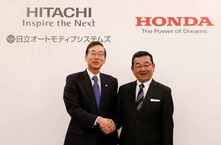 本田與日立共同合資成立「日立汽車電力系統有限公司」(Hitachi Automo...