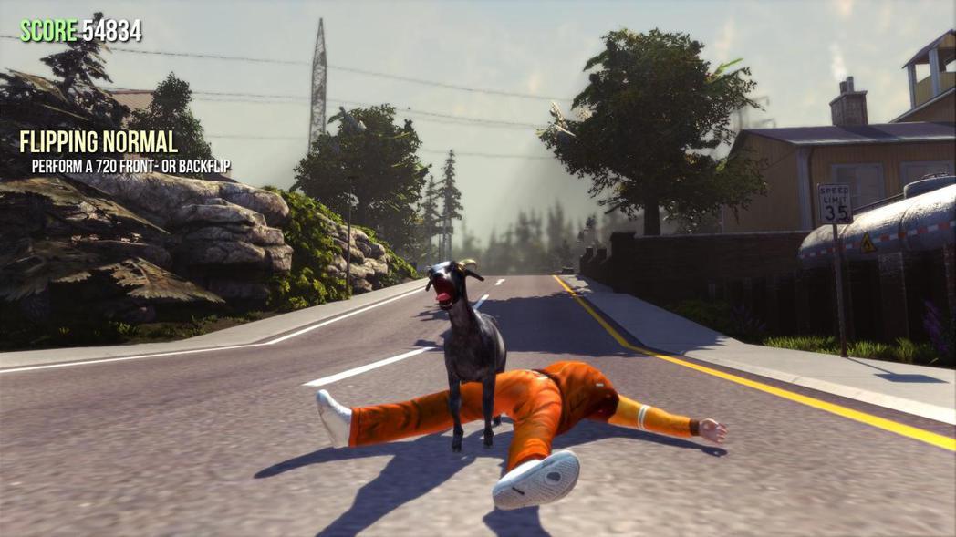 Goat Simulator 圖/Steam商店
