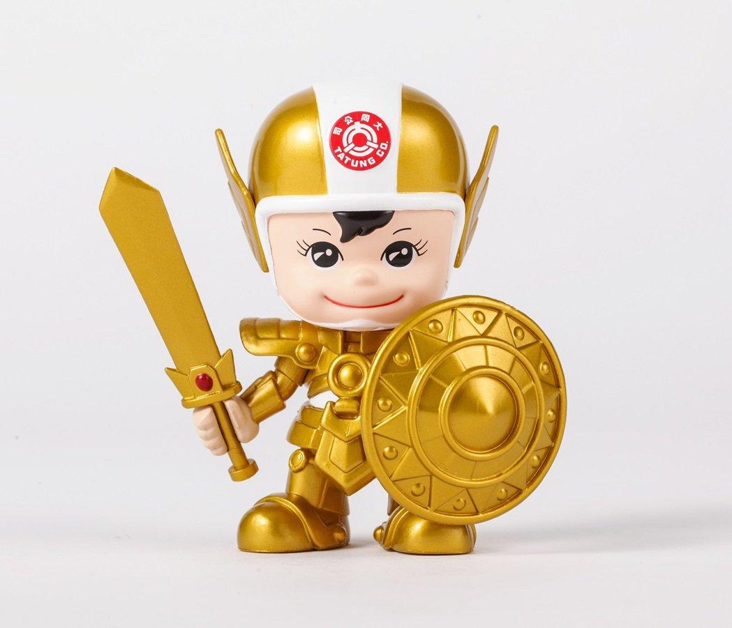 四、五年級生最夯的「大同寶寶 」吉祥玩偶,走過近50個年頭,紀念款不斷更新,早已...