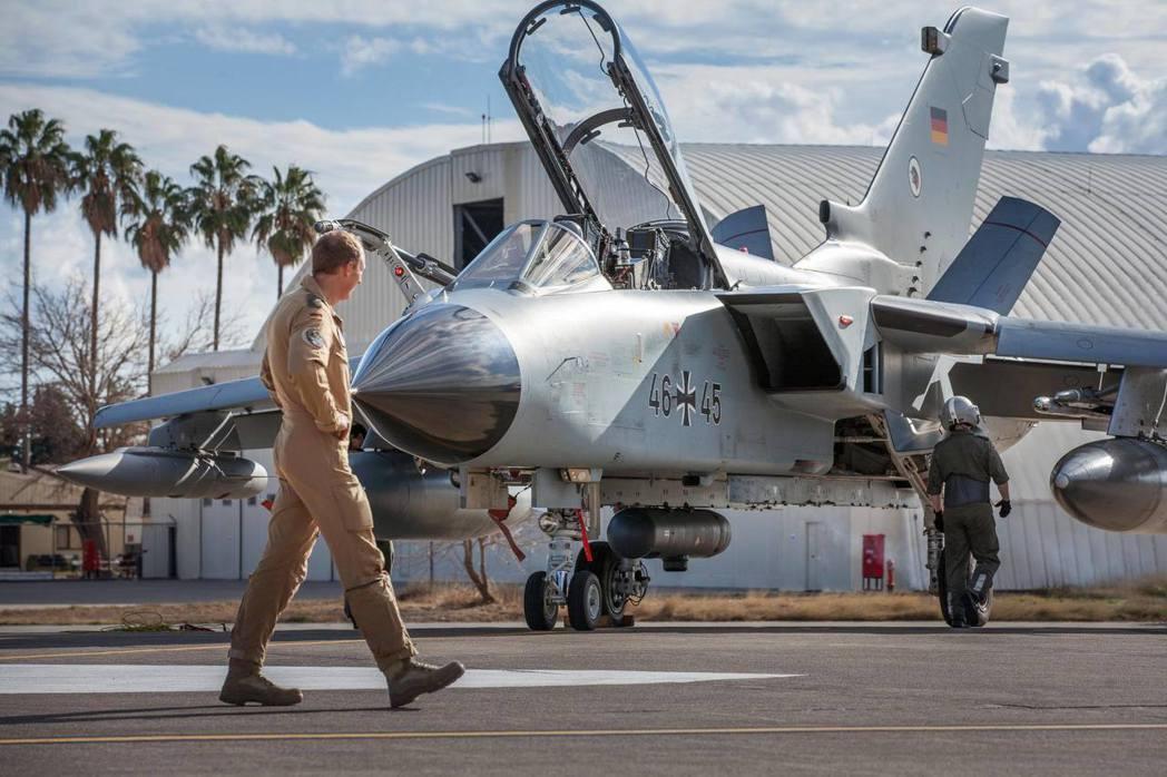 為什麼德國會駐軍在土耳其的空軍基地?德國的撤兵威脅土耳其會買單嗎? 圖/德國聯邦...