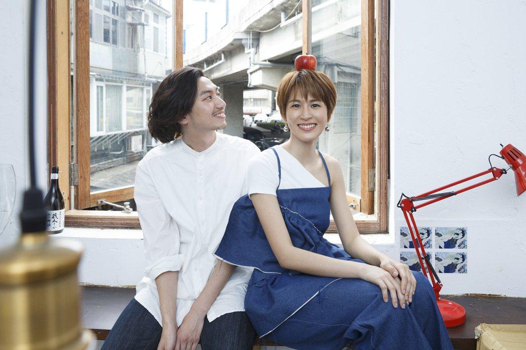 曾沛慈在MV中戀愛、分手。圖/福茂提供