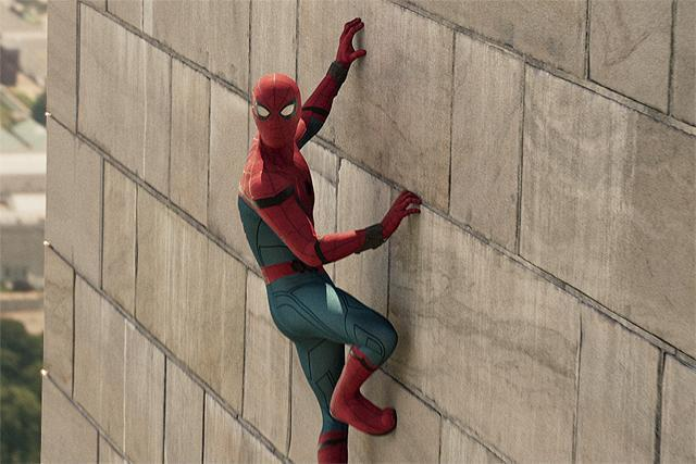 「蜘蛛人:返校日」口碑不俗,賣座被看好。圖/摘自imdb