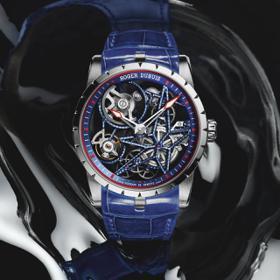 人工關節也可以打造酷帥手表?羅杰杜彼大膽玩鈷鉻合金