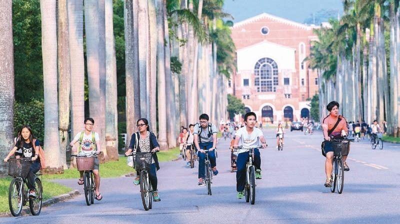 英國泰晤士報高等教育特刊昨天發表「2017亞太地區大學排名」,台灣大學排名落在3...