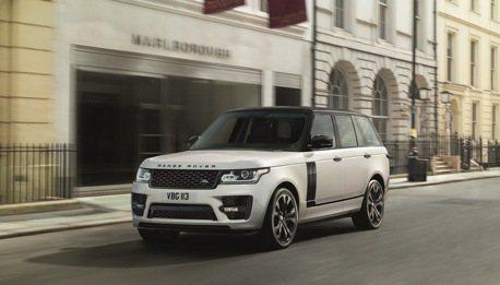 Range Rover創新車型 力抗Bentayga?
