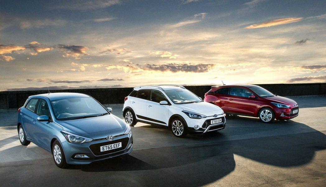俠其在WRC中的輝煌成績,Hyundai i20 可說是極具吸引力的車型。 摘自 Hyundai