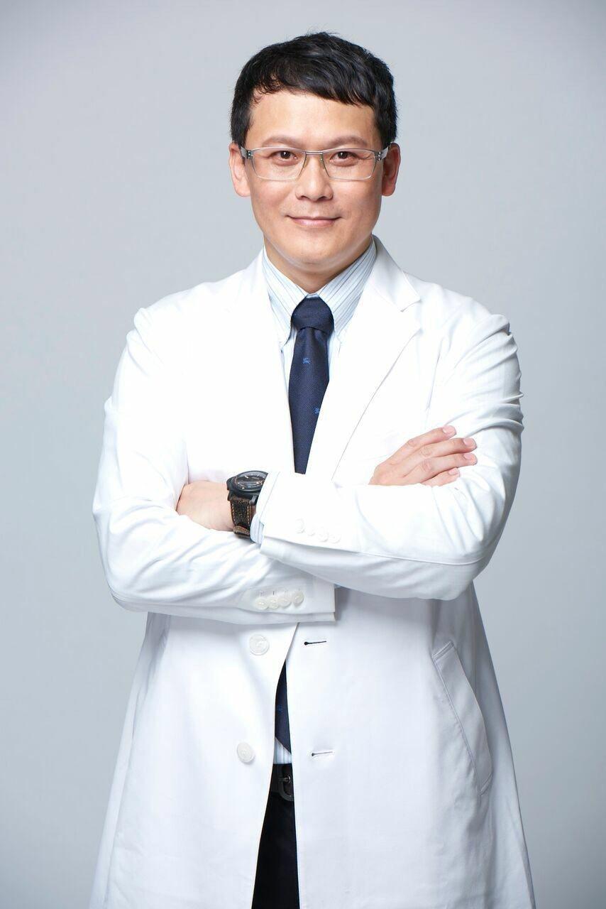 皮膚專科。交大EMBA 林祺彬醫師 圖/林祺彬醫師 提供
