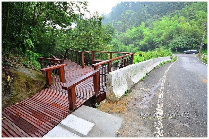 ↑仙人堀步道有三個出入口,布魯建議由154公路的第一個出入口進入。