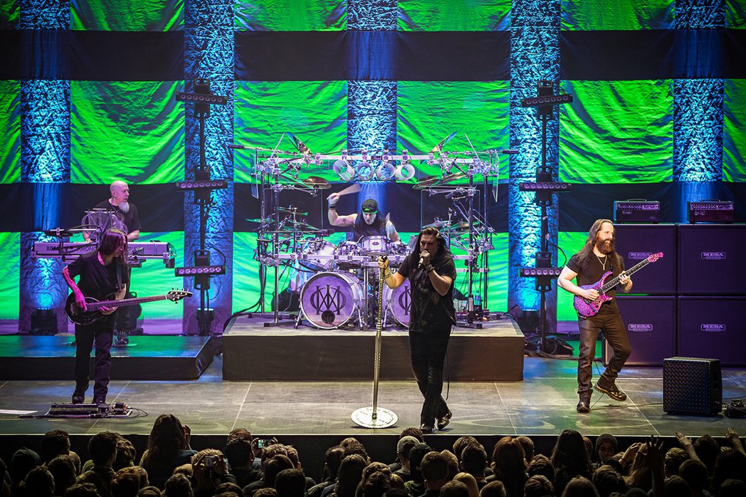 Dream Theater夢劇場將再度登台。圖/MyMusicTaste提供