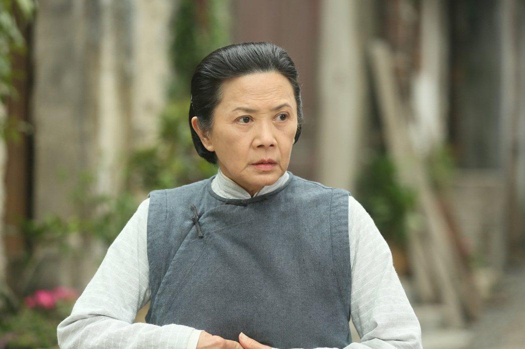 葉德嫻(圖)在「明月幾時有」中扮演周迅的母親。圖双喜提供