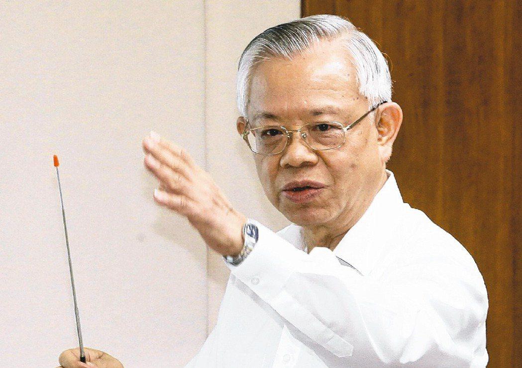 央行總裁彭淮南。 圖/聯合報系資料照片