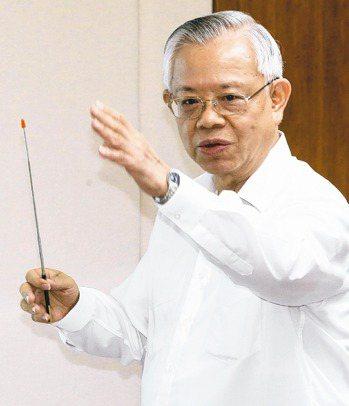 央行總裁彭淮南。 本報系資料庫