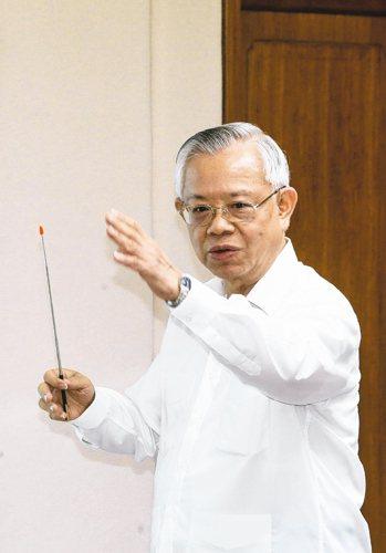 央行總裁彭淮南 本報系資料庫