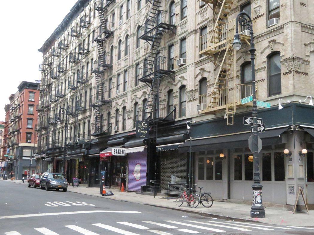 曼哈頓房市走緩,買家占上風砍價。(記者俞姝含/攝影)